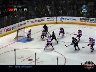 News video: Hurricanes vs Kings 03/01/14